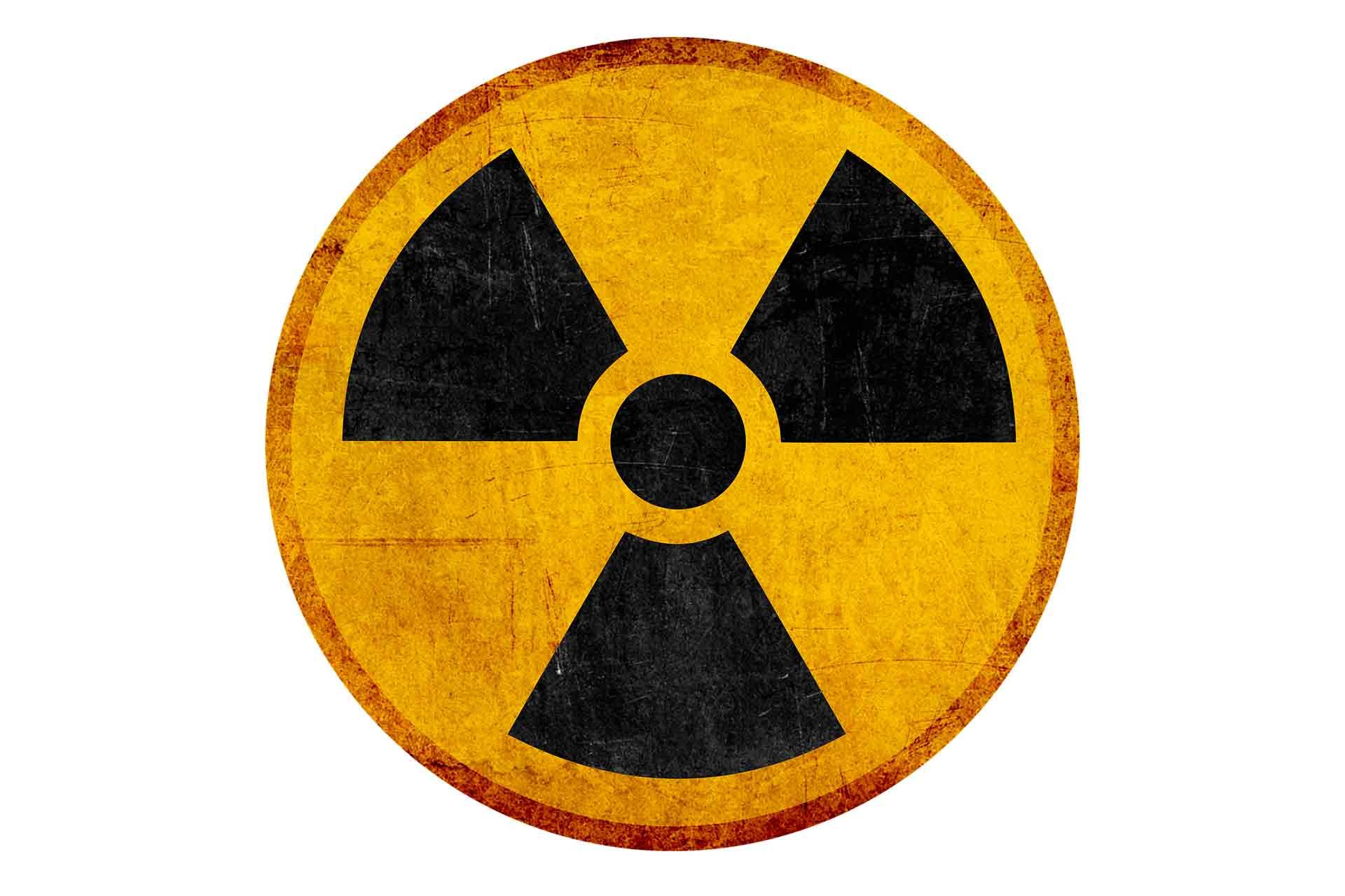 放射線のマーク