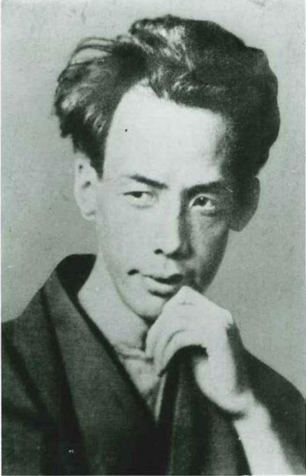 芥川龍之介の写真