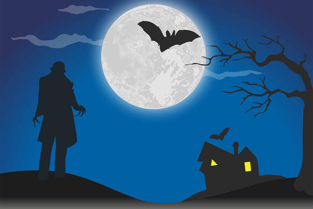 月明かりの吸血鬼
