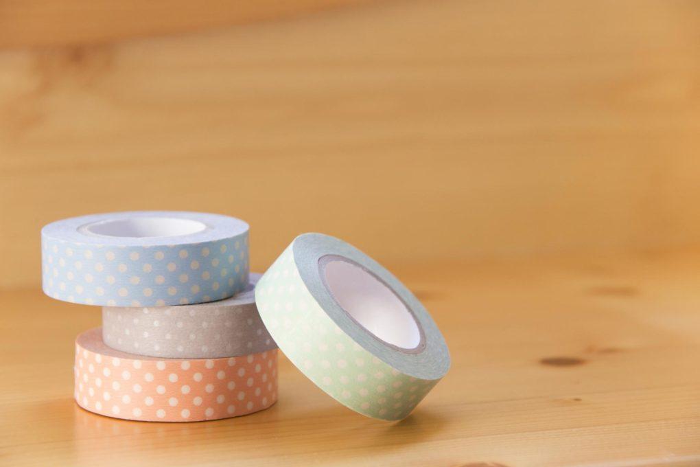 マスキングテープのイメージ