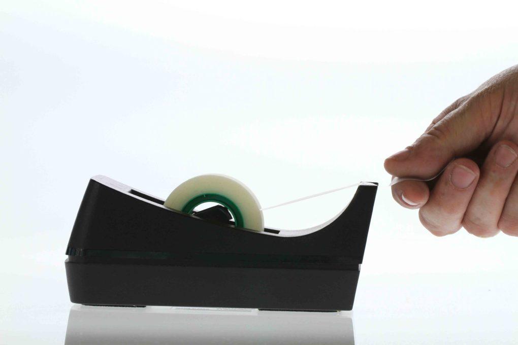 メンディングテープのイメージ