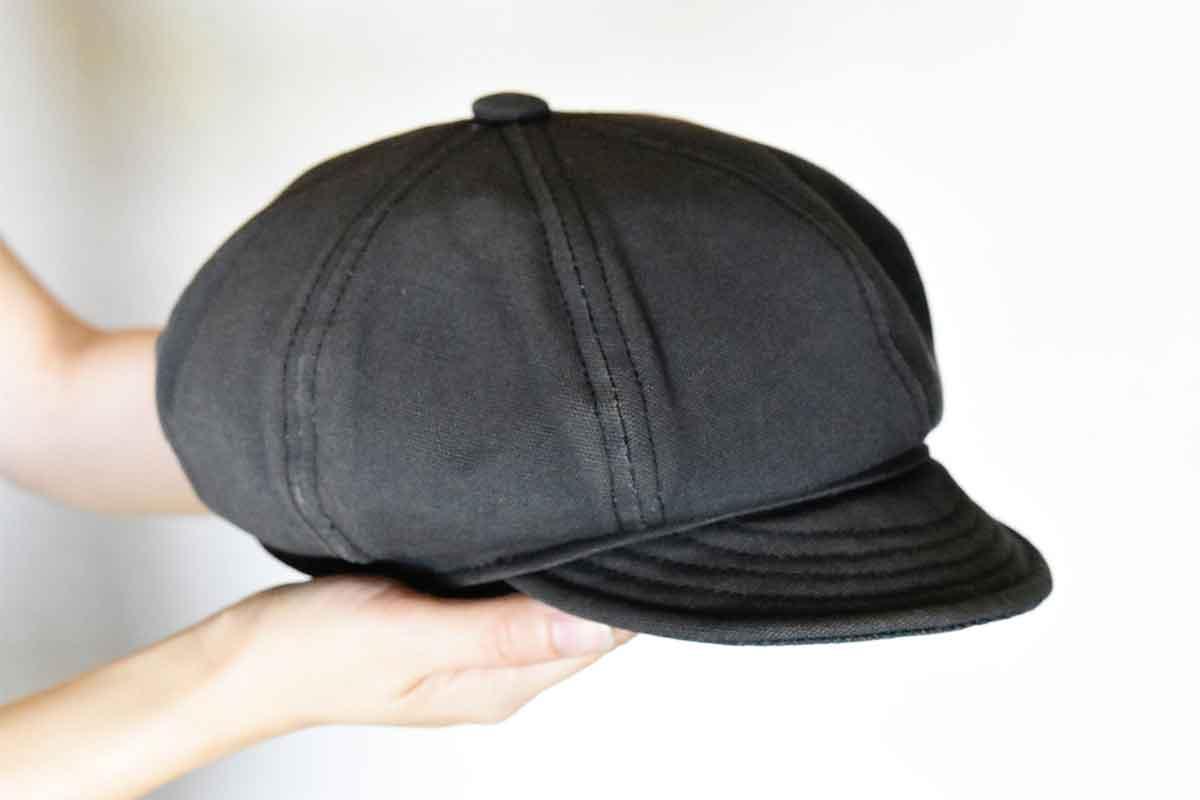 キャスケット帽2