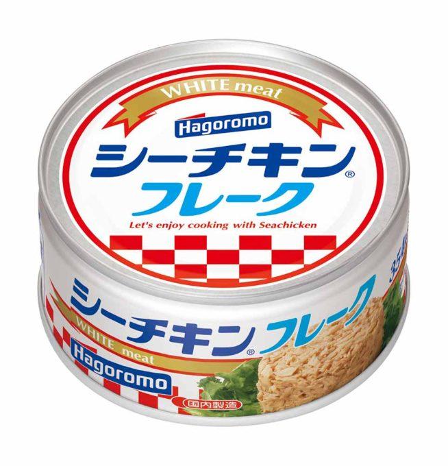 シーチキンの缶詰