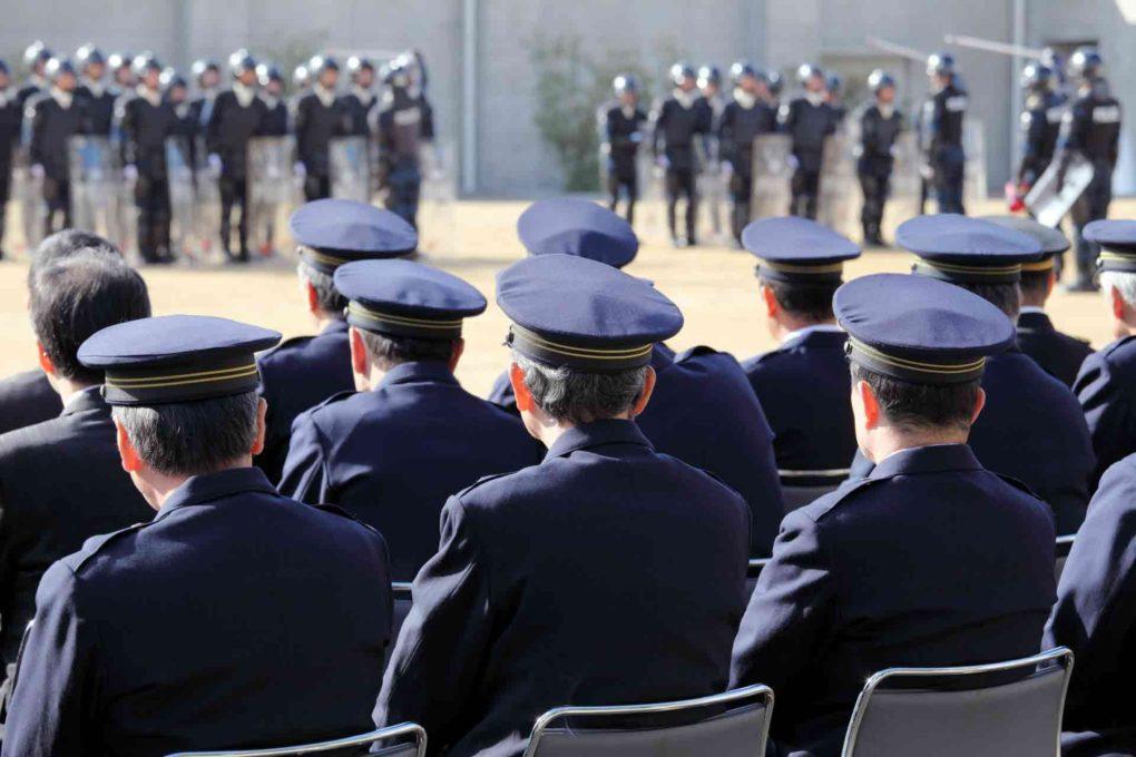 警察のイメージ