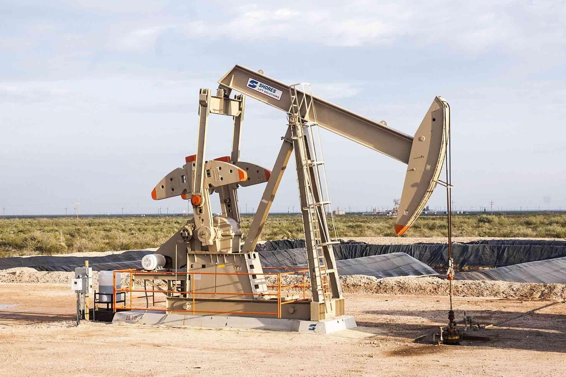 油田のイメージ