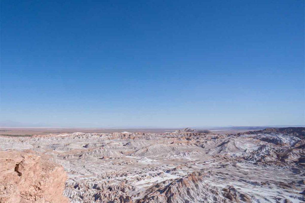 アタカマ砂漠(チリ)