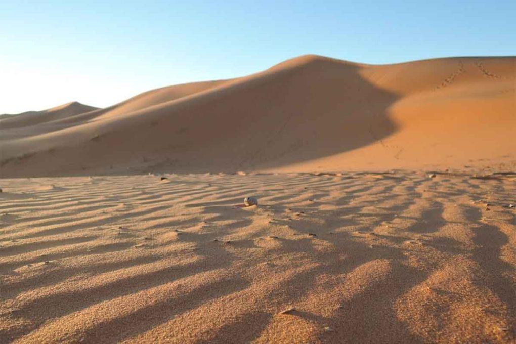 サハラ砂漠(砂砂漠)