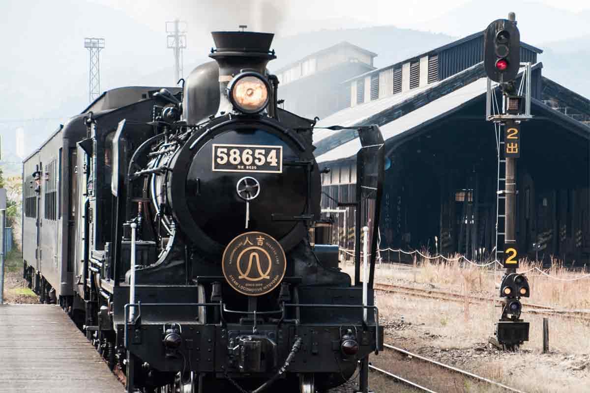 機関車人吉号