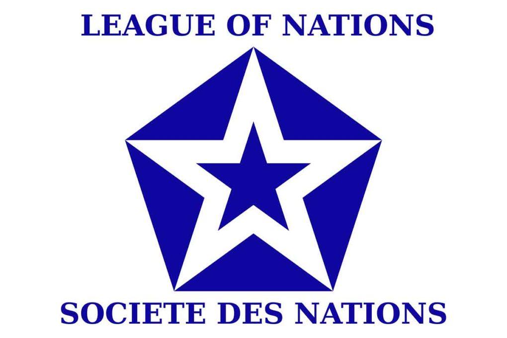 国際連盟の紋章