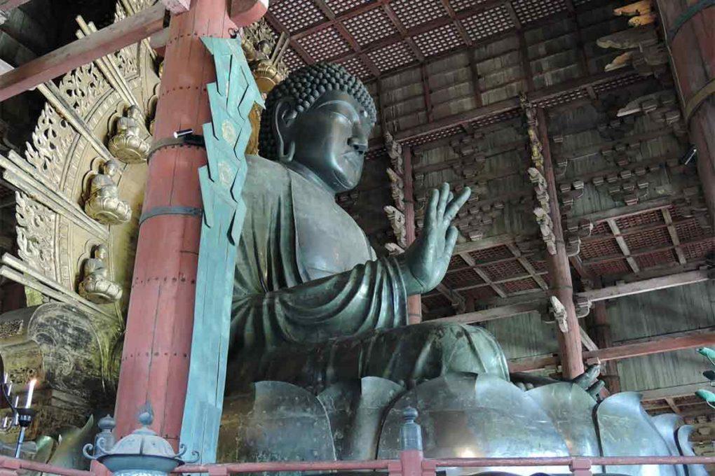 奈良の大仏(東大寺・盧舎那仏)