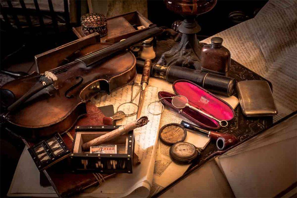 たくさんの道具
