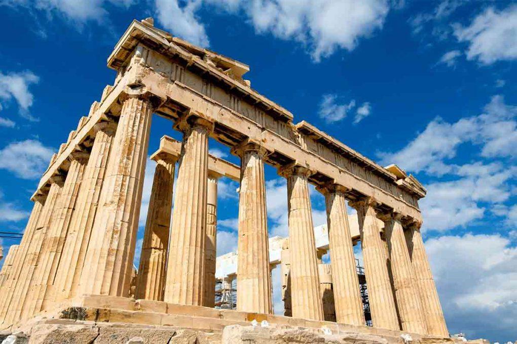 パルテノン神殿(ギリシャ)
