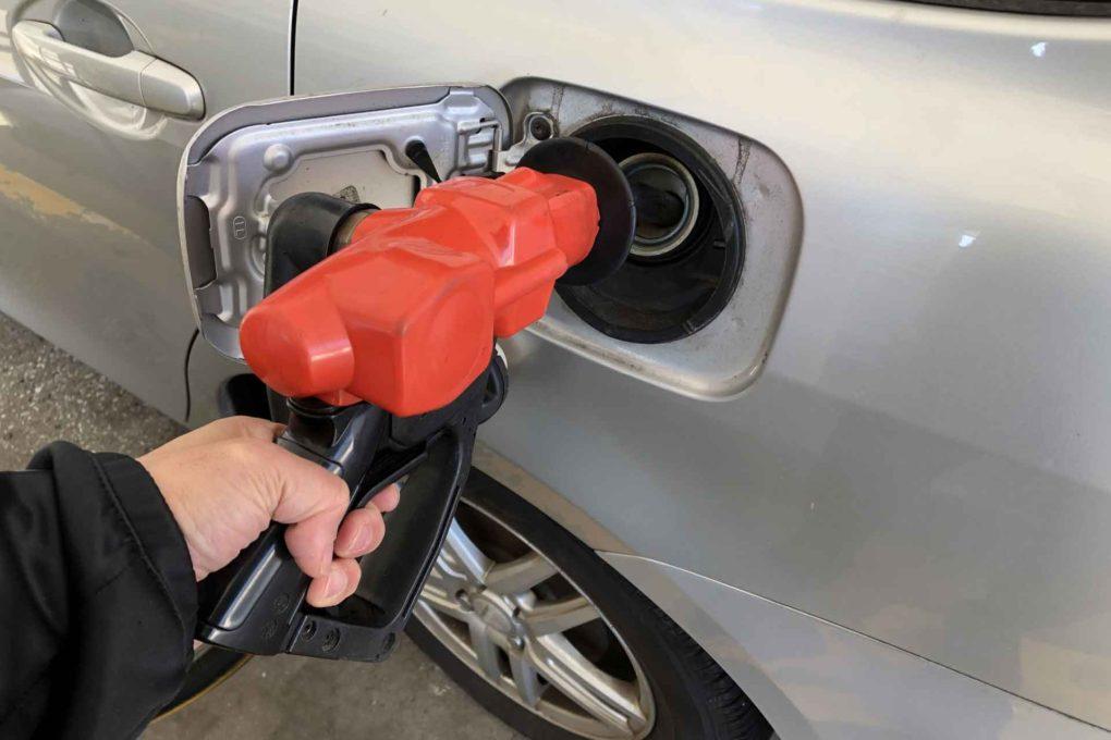 ガソリン車のイメージ